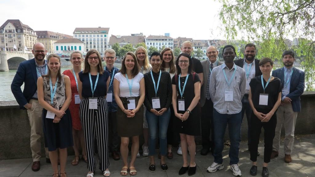 IMG_5420 PhD Workshop 2019 participants